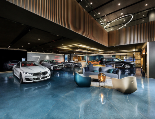 Google_BMW Showroom